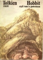Okładka książki Hobbit, czyli tam i z powrotem