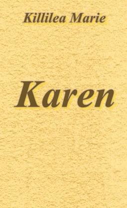 Okładka książki Karen