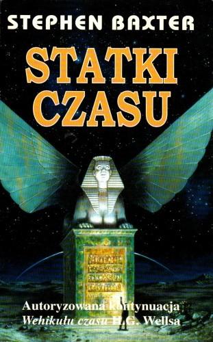 Okładka książki Statki czasu