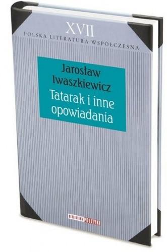 Okładka książki Tatarak i inne opowiadania