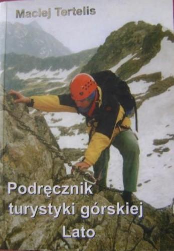 Okładka książki Podręcznik turystyki górskiej. Lato.