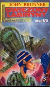 Okładka książki Gwiezdny labirynt