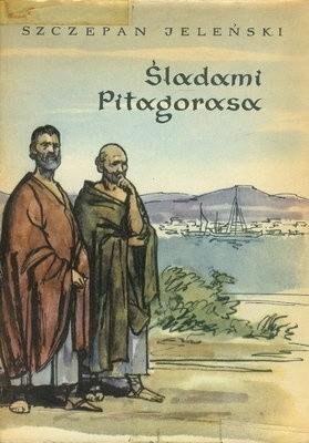Okładka książki Śladami Pitagorasa