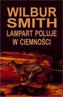 Okładka książki Lampart poluje w ciemności