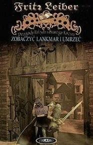 Okładka książki Zobaczyć Lankmar i umrzeć