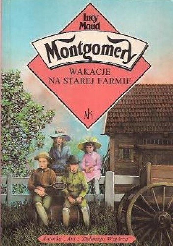 Okładka książki Wakacje na starej farmie