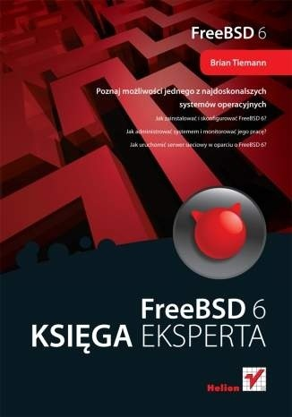 Okładka książki FreeBSD 6. Księga eksperta