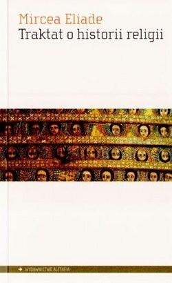 Okładka książki Traktat o historii religii