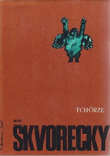 Okładka książki Tchórze