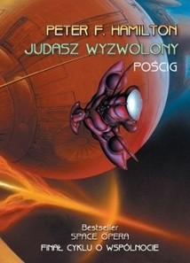 Okładka książki Judasz wyzwolony 2. Pościg
