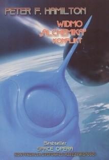 Okładka książki Widmo Alchemika 2. Konflikt