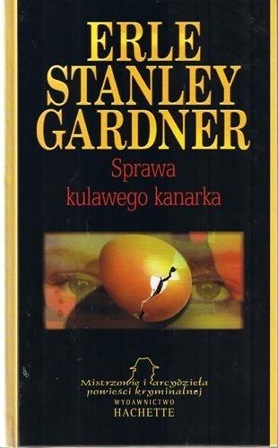 Okładka książki Sprawa kulawego kanarka