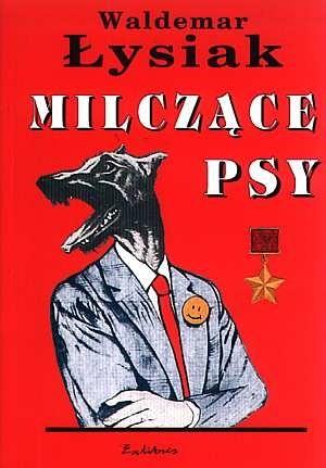 Okładka książki Milczące psy