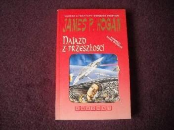 Okładka książki Najazd z przeszłości