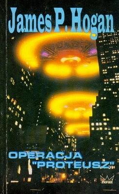 Okładka książki Operacja Proteusz