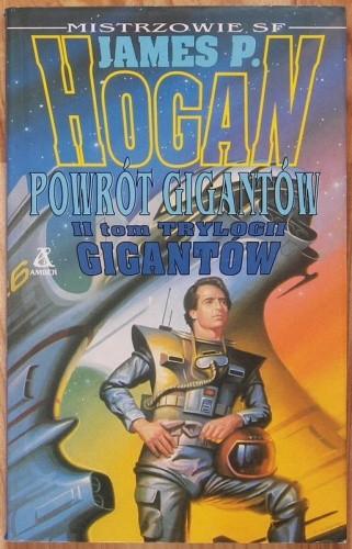 Okładka książki Powrót Gigantów