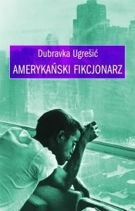 Okładka książki Amerykański fikcjonarz