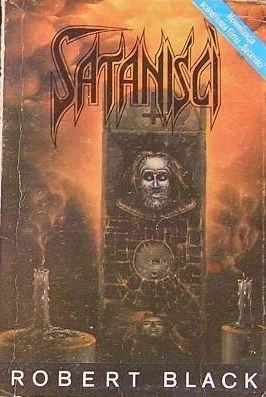 Okładka książki Sataniści