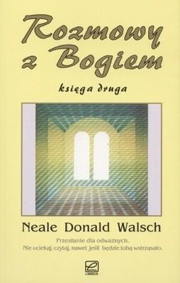 Okładka książki Rozmowy z Bogiem. Księga druga