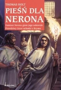 Okładka książki Pieśń dla Nerona