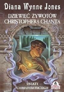 Okładka książki Dziewięć żywotów Christophera Chanta