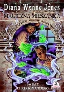 Okładka książki Magiczna mieszanka
