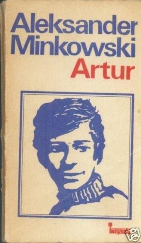Okładka książki Artur