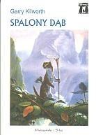 Okładka książki Spalony dąb