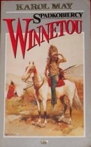 Okładka książki Spadkobiercy Winnetou