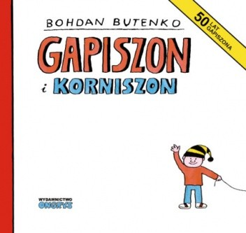 Okładka książki Gapiszon i Korniszon