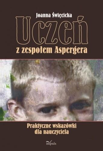 Okładka książki Uczeń z zespołem Aspergera
