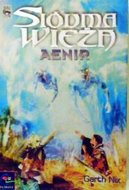 Okładka książki Aenir