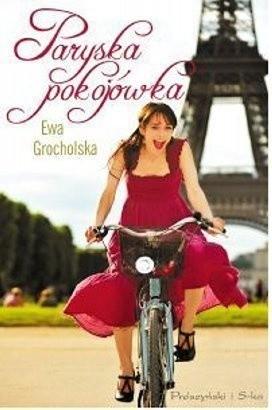 Okładka książki Paryska pokojówka