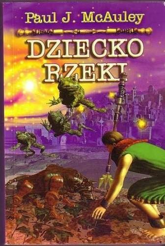 Okładka książki Dziecko rzeki