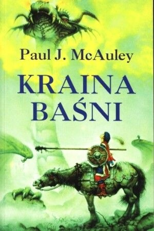 Okładka książki Kraina Baśni
