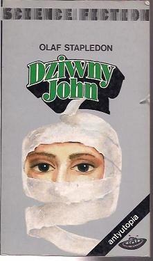 Okładka książki Dziwny John. Historia pół żartem, pół serio
