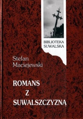Okładka książki Romans z Suwalszczyną