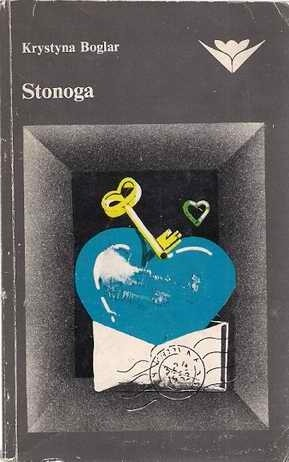 Okładka książki Stonoga