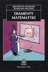 Okładka książki Diamenty matematyki