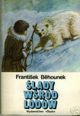 Okładka książki Ślady wśród lodów