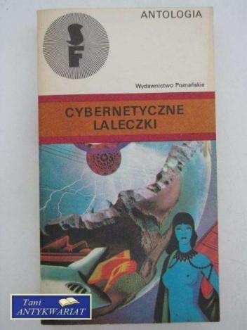 Okładka książki Cybernetyczne laleczki