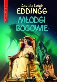 Okładka książki Młodsi bogowie