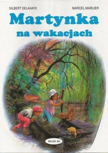 Okładka książki Martynka na wakacjach