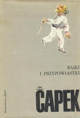 Okładka książki Bajki i przypowiastki