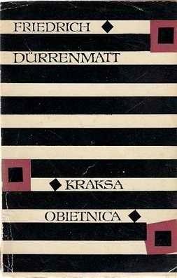 Okładka książki Kraksa. Obietnica. Podzwonne powieści kryminalnej