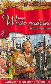 Okładka książki Straż graniczna