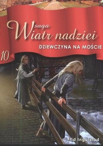 Okładka książki Dziewczyna na moście