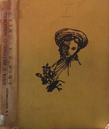 Okładka książki Ania Z Zielonego Wzgórza_Ania Z Avonlea