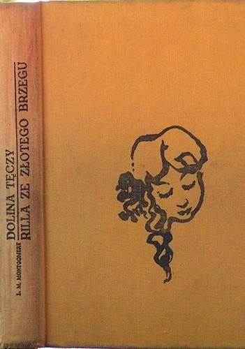 Okładka książki Dolina Tęczy_Rilla Ze Złotego Brzegu