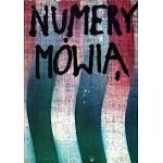 Okładka książki Numery mówią